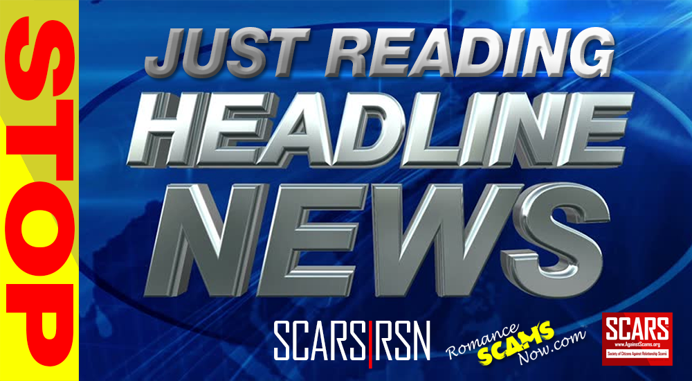 SCARS|RSN™ Commentary: Stop Just Reading Headlines 9