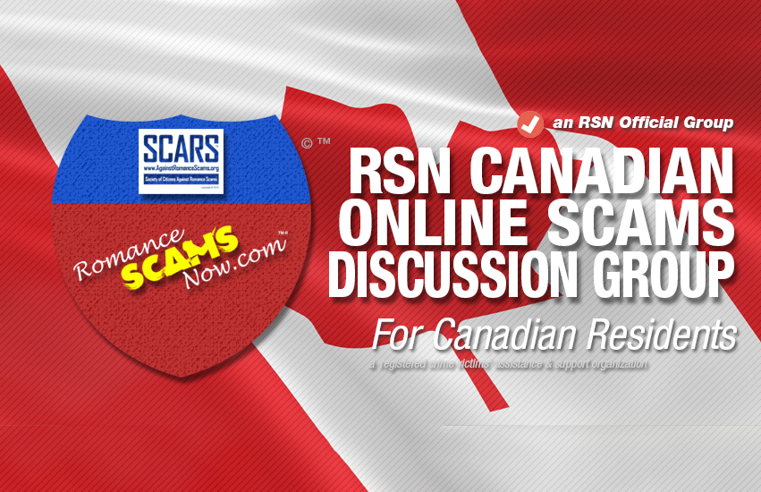RSN™ Canada Scams & Scammers Discussion Group