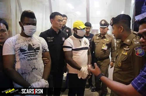 30 African Scammers Arrested In Malaysia