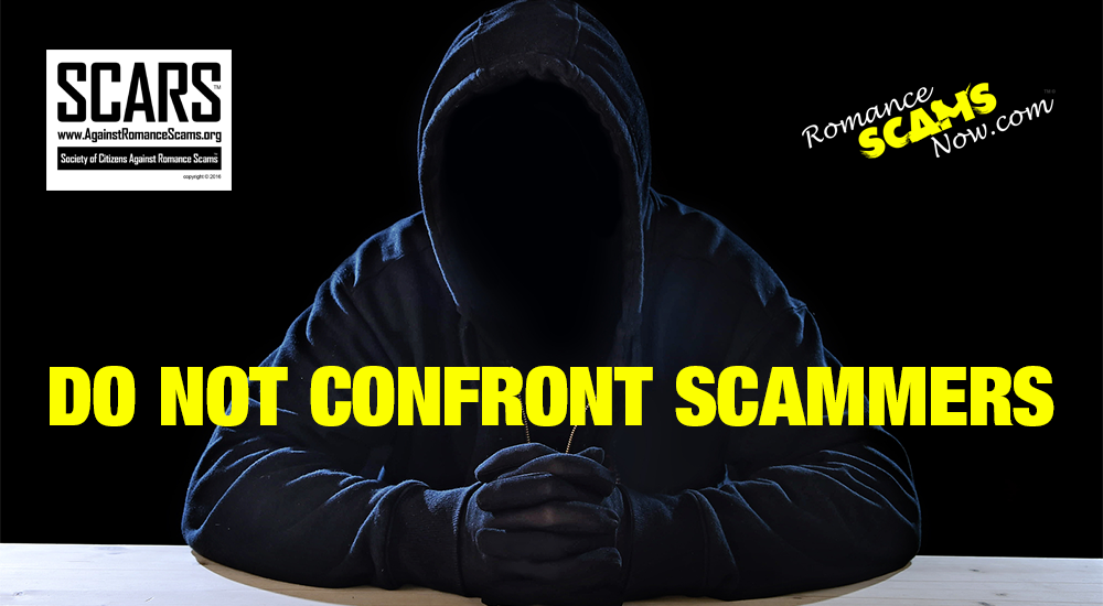 SCARS|RSN™ Guide: Confronting Scammers & The Guilt or Flip Scam 20