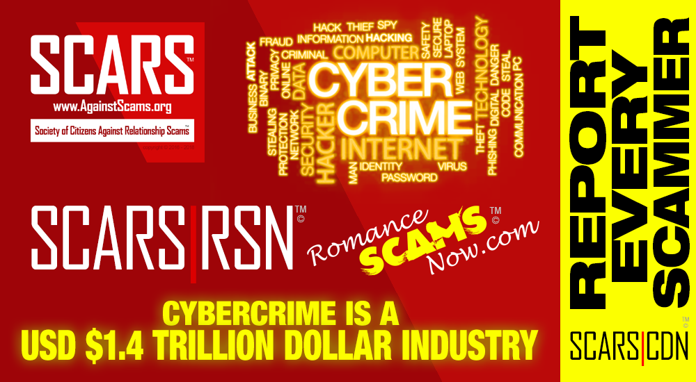 RSN™ Special Report: Cybercrime Hits $1.4 TRILLION ANNUALLY 1