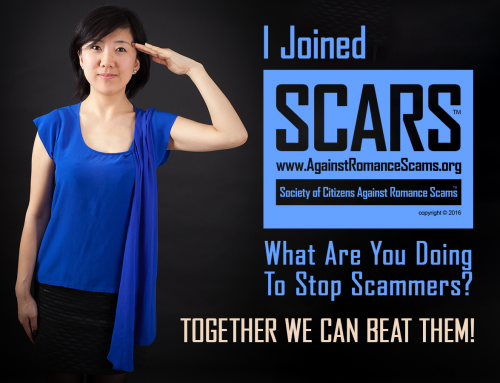 Join SCARS Today! It's Free & Easy To Apply.