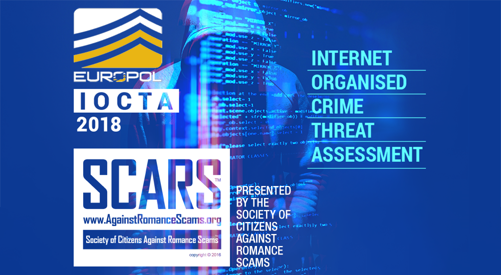RSN™ Special Report: Europol Internet Organised Crime Threat Assessment (IOCTA) 2018 2