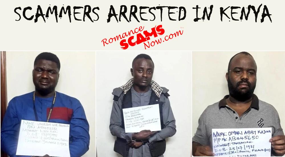 KENYA-SCAMMERS
