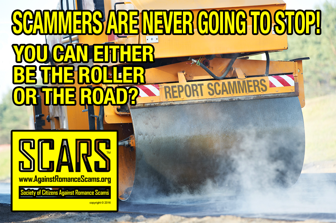 SCARS ™ / RSN™ Anti-Scam Poster 18