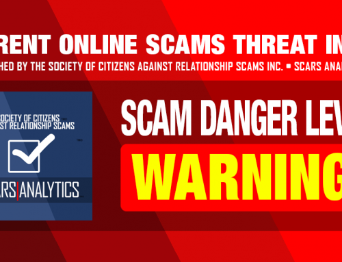 SCARS™ CURRENT ONLINE SCAMS THREAT INDEX