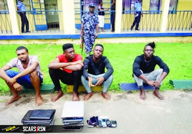 RSN™ SCAM NEWS: Yahoo Boys in Police Net as Dane Victim Traces Them to Nigeria 1
