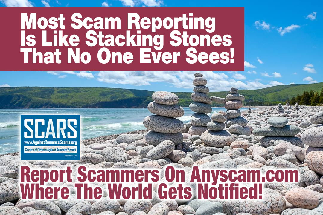 SCARS ™ / RSN™ Anti-Scam Poster 4