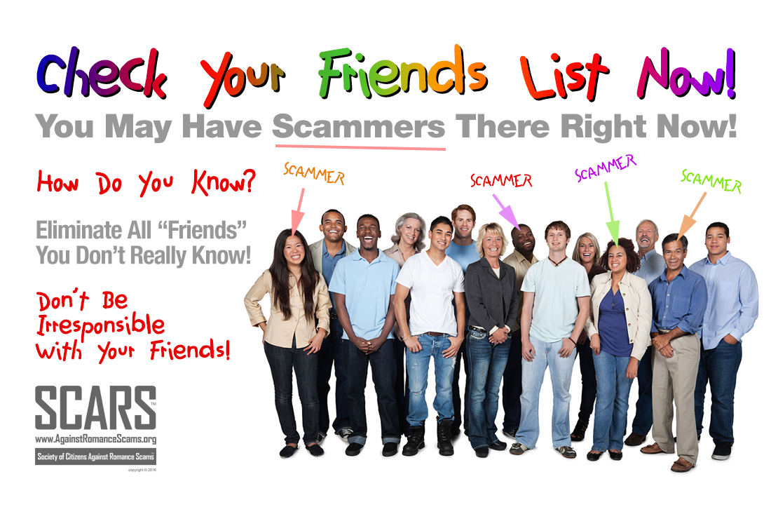 SCARS ™ / RSN™ Anti-Scam Poster 10