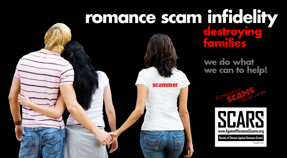 RSN™ Guide: Romance Scam Infidelity 1