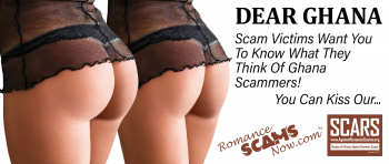 Scammers Can Kiss Our ...