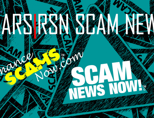 Seniors Face Slew Of Online, Phone Scams – SCARS|RSN™ SCAM NEWS