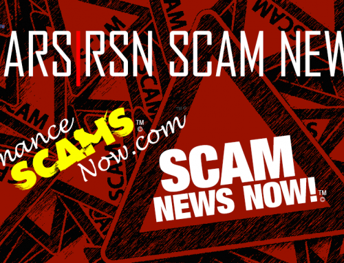 Online Romance Scams Cost Victims Thousands – SCARS|RSN™ SCAM NEWS
