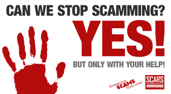Can We Stop Scamming? YES WE CAN!
