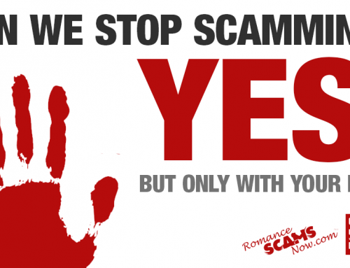 SCARS™ Position Paper: What Will It Take To Stop Scamming?