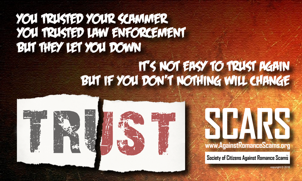 SCARS ™ / RSN™ Anti-Scam Poster 35