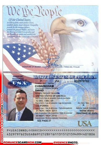 RSN™ How To: Spot Fake U.S. Passports 16