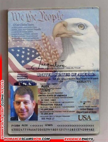 RSN™ How To: Spot Fake U.S. Passports 4