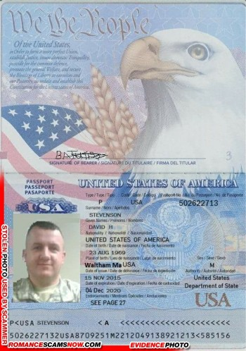 RSN™ How To: Spot Fake U.S. Passports 9