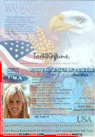 RSN™ How To: Spot Fake U.S. Passports 5