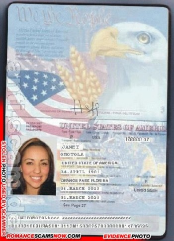 RSN™ How To: Spot Fake U.S. Passports 12