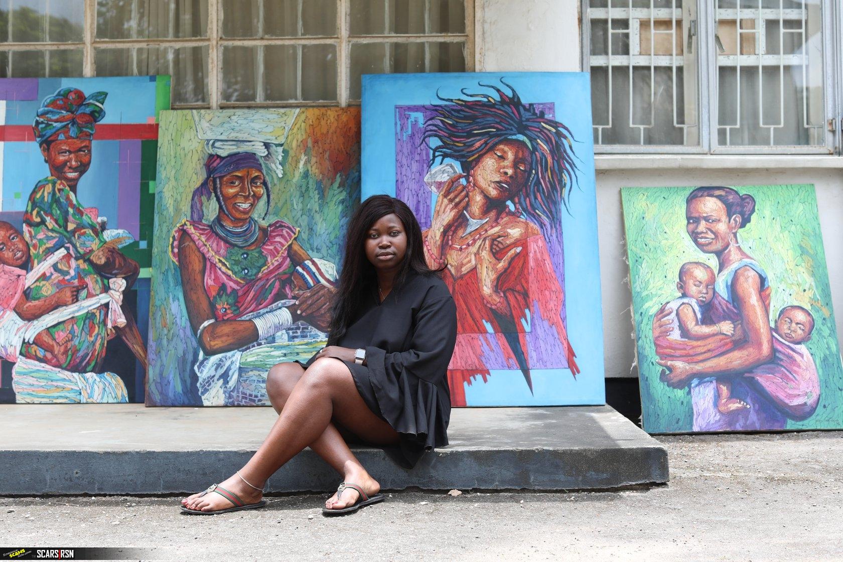 Nigerian Artist Jekein Stands Up To Yahoo Boy Scammers