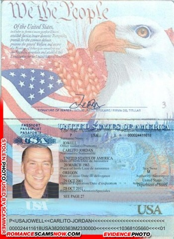 RSN™ How To: Spot Fake U.S. Passports 6