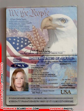 RSN™ How To: Spot Fake U.S. Passports 3