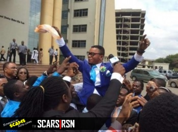 RSN™ Special Report: The Culture Of Scamming - Ghana Scammers Go To Church That Endorses Scams 7