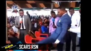 RSN™ Special Report: The Culture Of Scamming - Ghana Scammers Go To Church That Endorses Scams 16