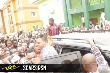 RSN™ Special Report: The Culture Of Scamming - Ghana Scammers Go To Church That Endorses Scams 12