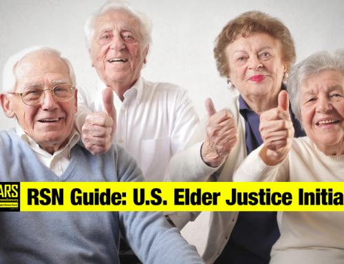 RSN™ Guide: U.S. Elder Justice Initiative