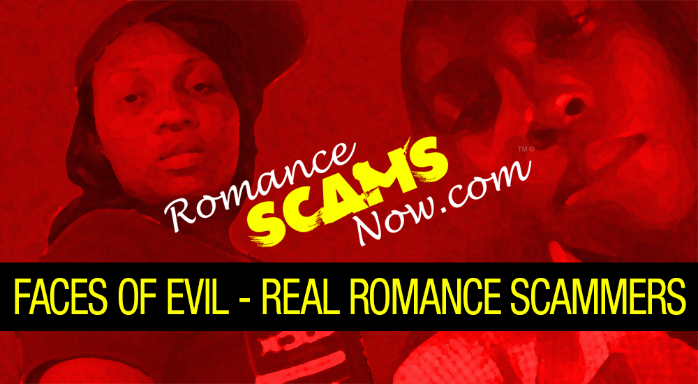 SCARS|RSN™ Faces Of Evil: Real Women Scammers of West Africa Photo Gallery #51060 51