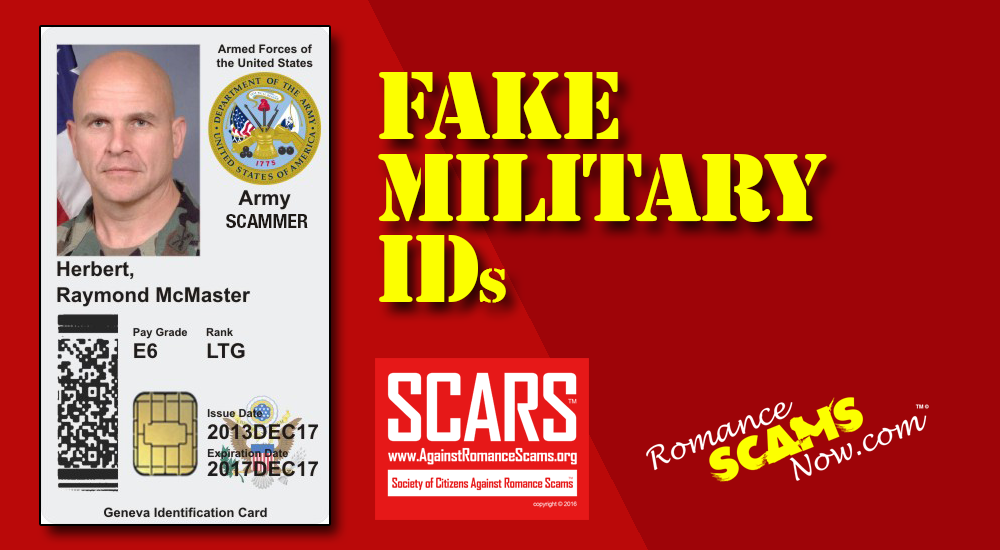 Fake-Military-IDs