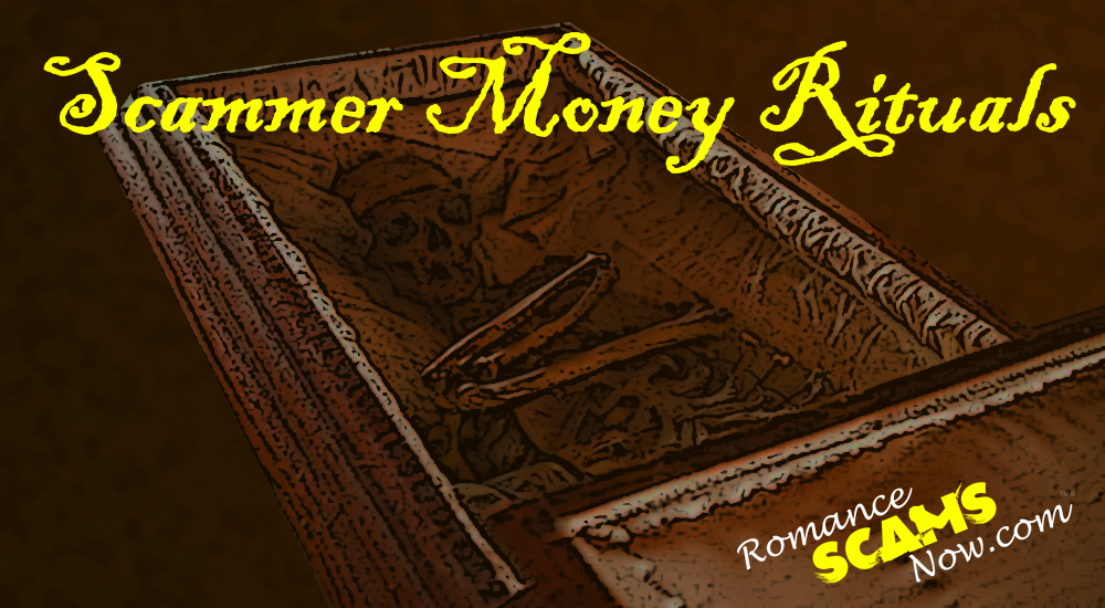 RSN™ Special Report: Ghanaian Scammer's Money God Empire - SCARS|RSN