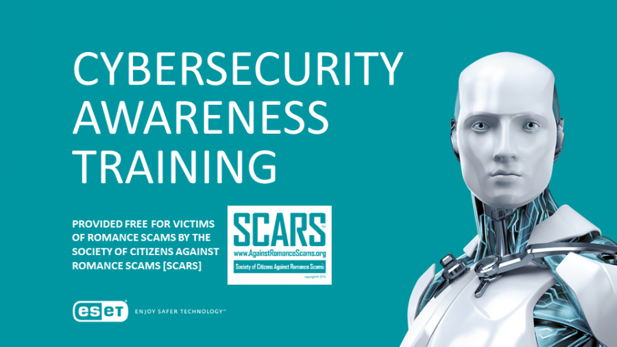 SCARS/ESET Cybersecurity Awareness Training - A Must For All Victims Of A Scam