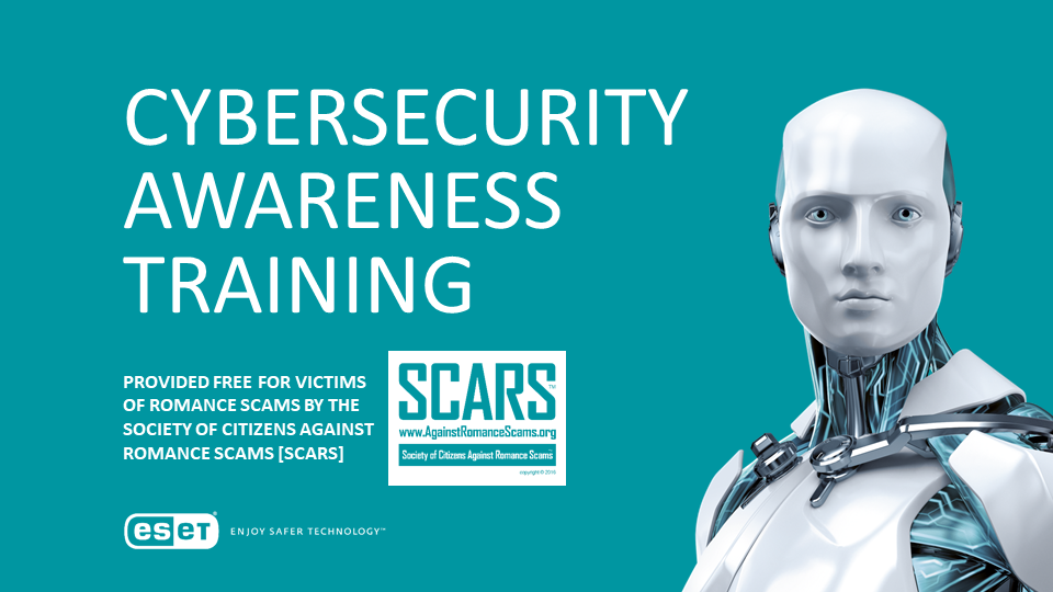 Free Cybersecurity Awareness Training [Presentation / Slideshow] - SCARS™ Training 1
