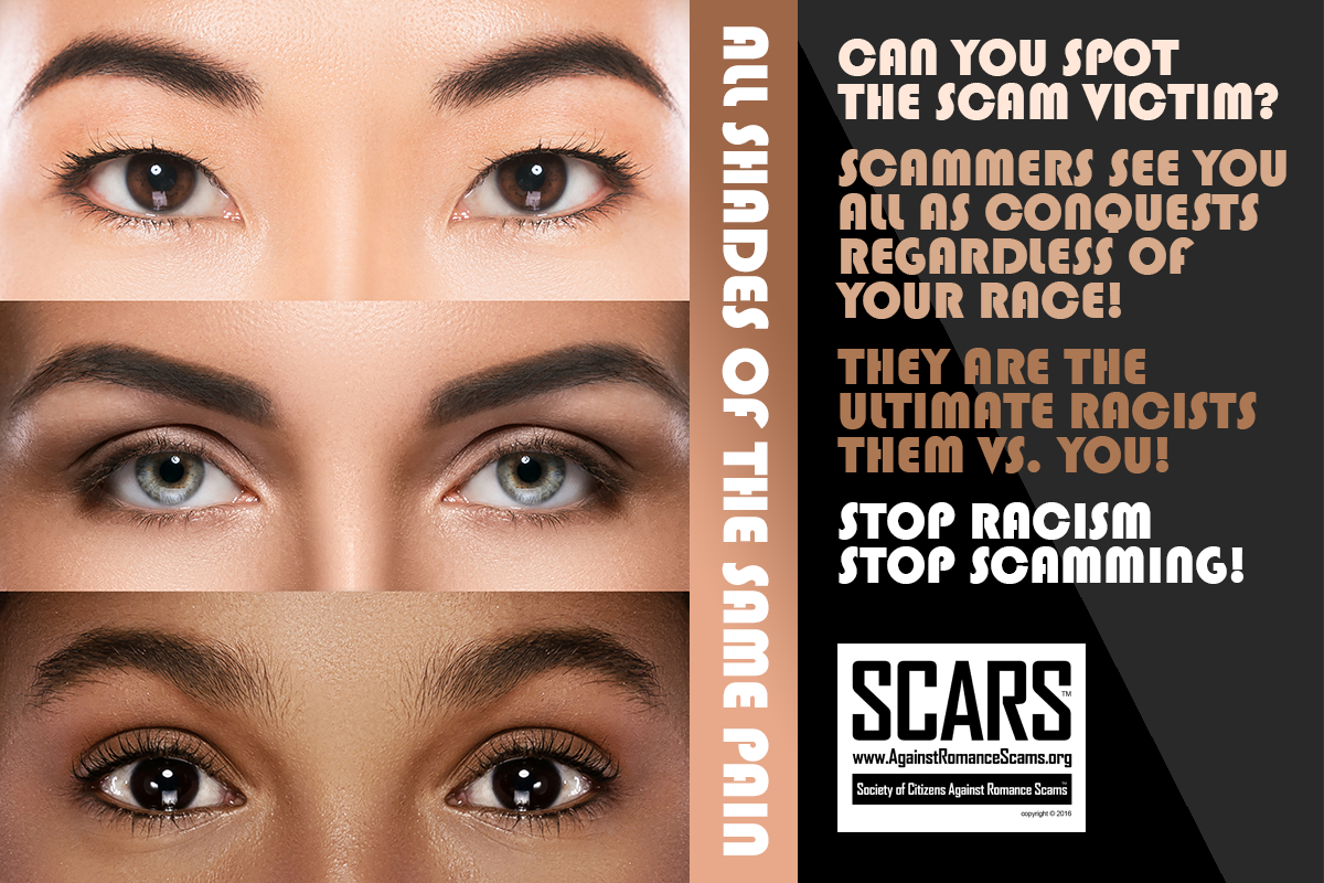 SCARS ™ / RSN™ Anti-Scam Poster 104