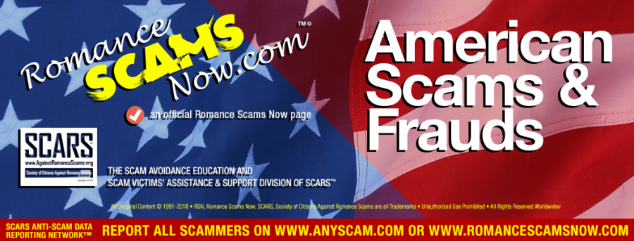American Scams & Frauds ::: a Romancescamsnow.com RSN page #8