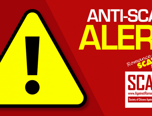 We've Canceled Your Social Security Number- SCARS|RSN™ SCAM WARNING