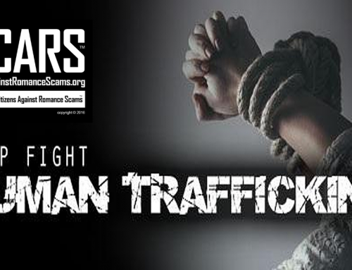 SCARS™ Guide: Human Trafficking & Its Relationship To Scamming