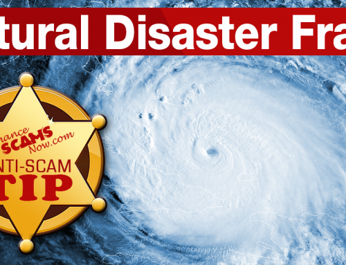 RSN™ Anti-Scam Tips: Avoiding Natural Disaster Fraud