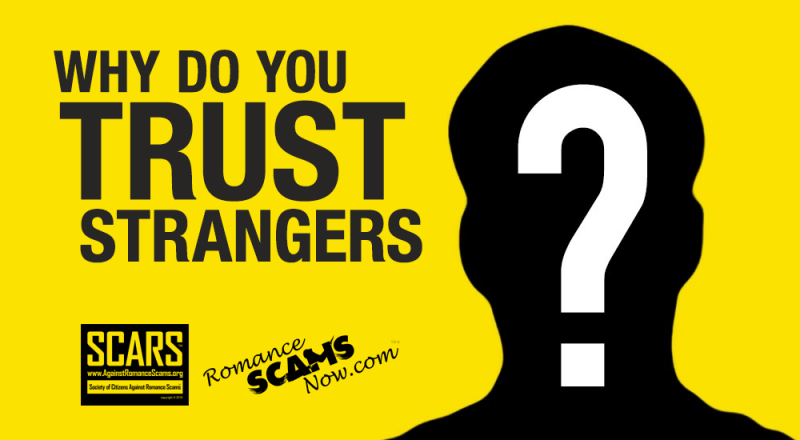 RSN™ Special Report: Talking To And Trusting Strangers, And The Captive Flow