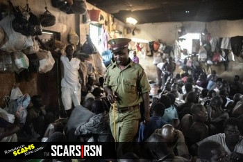 SCARS™ Special Report: Being In A Nigerian Prison 15