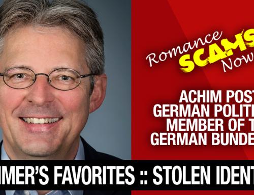 Stolen Face / Stolen Identity – Achim Post: Have You Seen Him?
