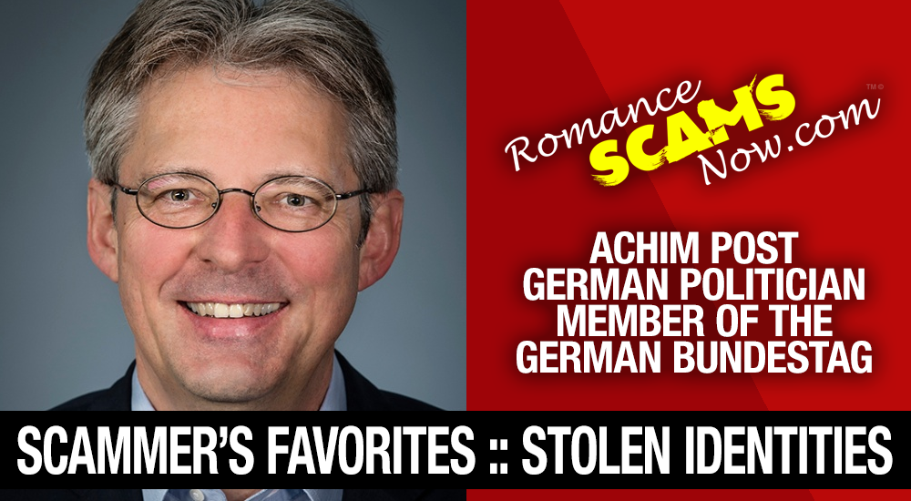 Stolen Face / Stolen Identity - Achim Post: Have You Seen Him? 1