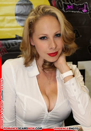 Stolen Face / Stolen Identity - Gianna Michaels: Have You Seen Her? 8