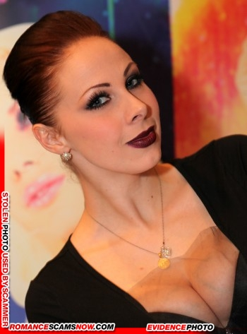 Stolen Face / Stolen Identity - Gianna Michaels: Have You Seen Her? 17