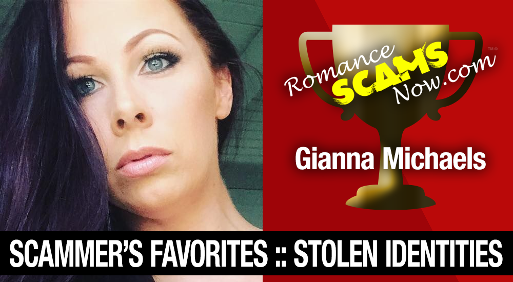 Stolen Face / Stolen Identity - Gianna Michaels: Have You Seen Her? 1