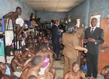 SCARS|RSN™ Special Report: Being In A Nigerian Prison 9